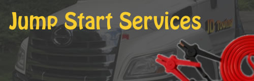 Jump start service in Farmers Branch
