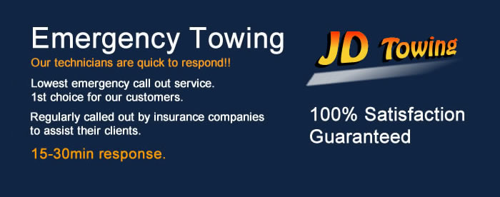 Affordable Towing in Farmers Branch